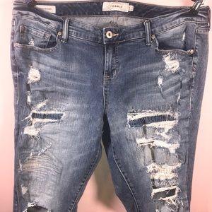 Torrid denim jeans 👖 Size 18 💘
